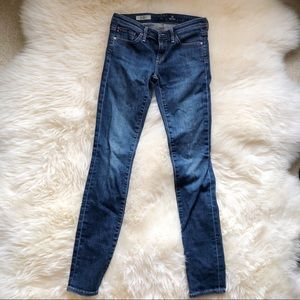AG adriano goldschmied Stevie straight jeans